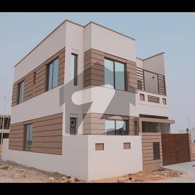 Booking Start Just Sixty Five Lac 4 Bedrooms Villa On Easy Installment In Precinct 12 Ali Block Bahria Town Karachi