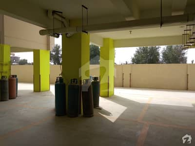 ٹیولِپ ٹاور سعدی روڈ کراچی میں 2 کمروں کا 6 مرلہ فلیٹ 1.1 کروڑ میں برائے فروخت۔