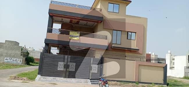 10 Marla Brand New House For Sale In Al Rehman Garden