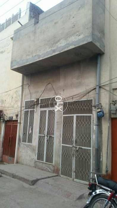 2 Marla House Is Available For Sale