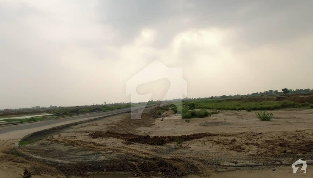 Lda City Lahore 10 Marla C Block Plot Back Of Canal Road