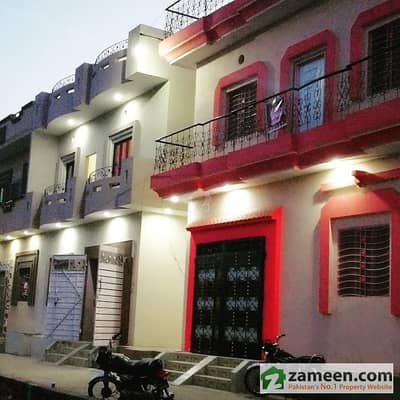 Full Furnished Double Storey House For Sale