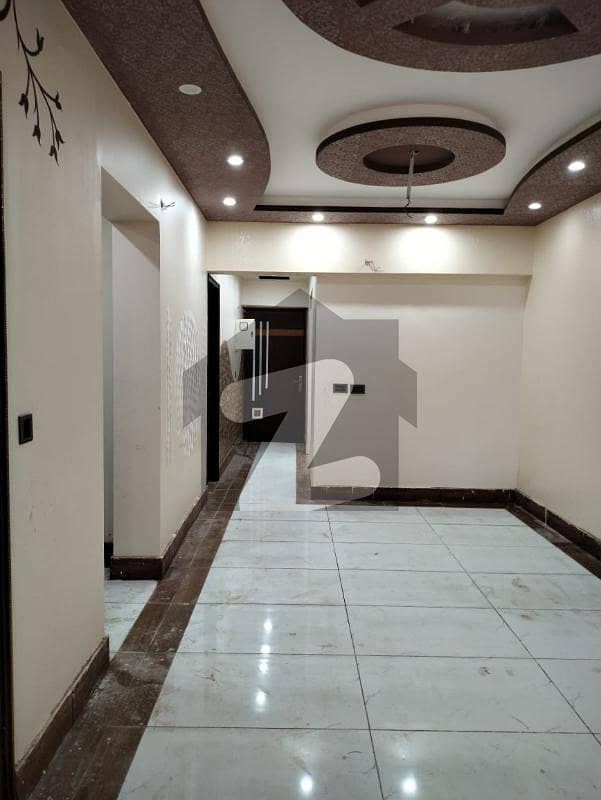Flat With 4 Bed Drawing Dining Available For Rent