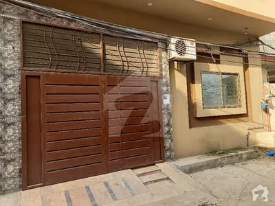 4 Marla Double Storey Corner House For Sale In Moeez Town Harbanspura Lahore