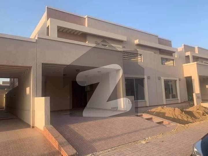 These Villas Are Located In Precinct-27, Bahria Town, Karachi