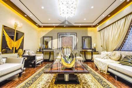 Dha Lahore Phase 6 One Kanal Modern Furnished Super Luxury Palace