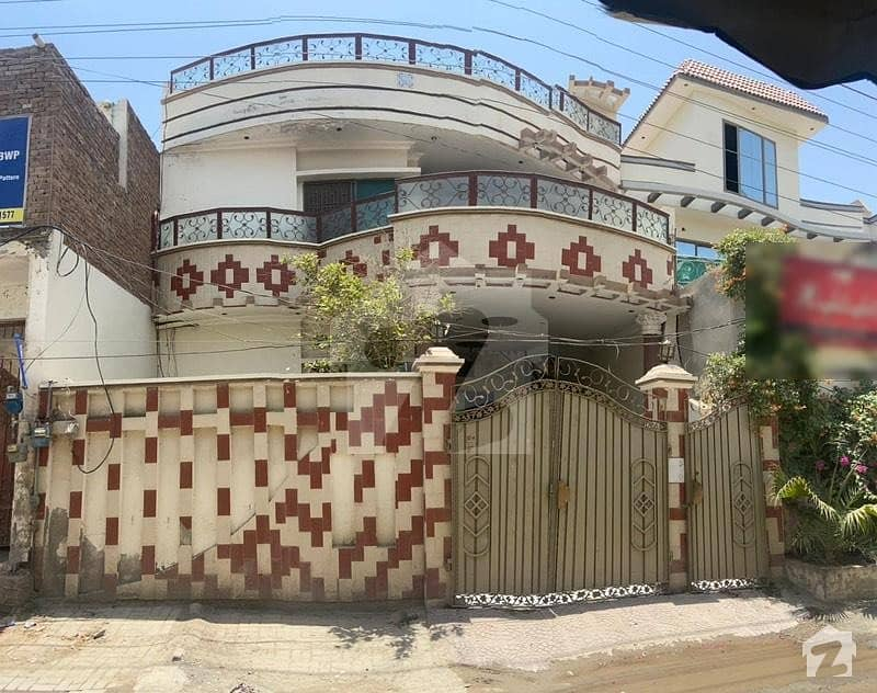 10 Marla Double Storey House on Main Commerce College Rod