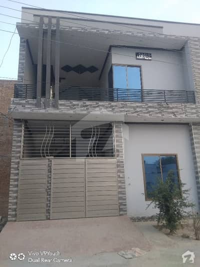 884 Square Feet House Is Available For Sale In Star Villas