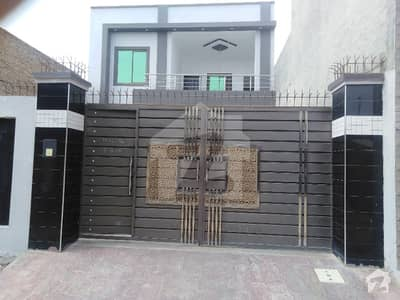 13 Marla Double Storey House In Shadab Colony For Sslr