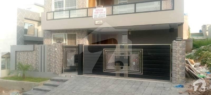 فیڈریشن ہاؤسنگ سوسائٹی - او-9 نیشنل پولیس فاؤنڈیشن او ۔ 9 اسلام آباد میں 7 کمروں کا 10 مرلہ مکان 2.65 کروڑ میں برائے فروخت۔