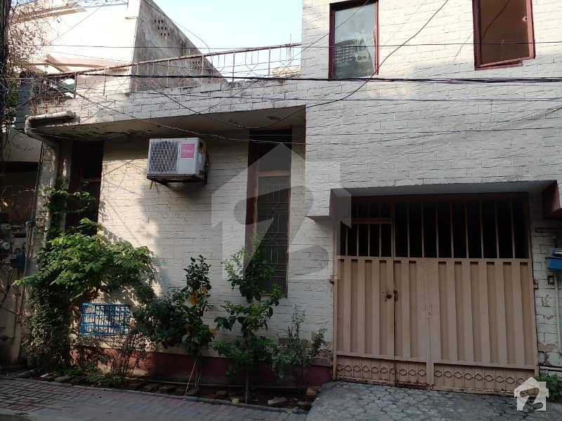 5 Marla House For Sale In D Block Punjab Cooperative Housing Society