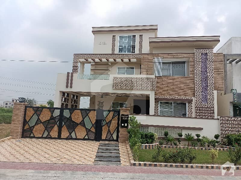 14 Marla Brand New House For Sale In Dc Colony