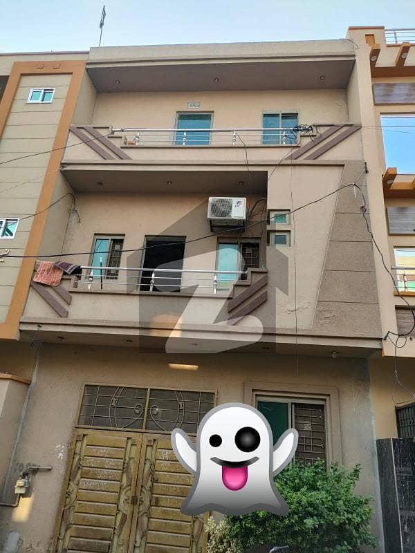 سبزہ زار سکیم ۔ بلاک پی سبزہ زار سکیم لاہور میں 4 کمروں کا 4 مرلہ مکان 97 لاکھ میں برائے فروخت۔