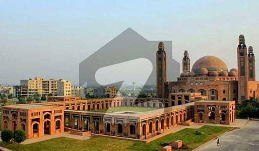 Imc Offering 10 Marla Residential possession utility MB paid Plot For Sale In OVERSEAS B Block Bahria Town Lahore