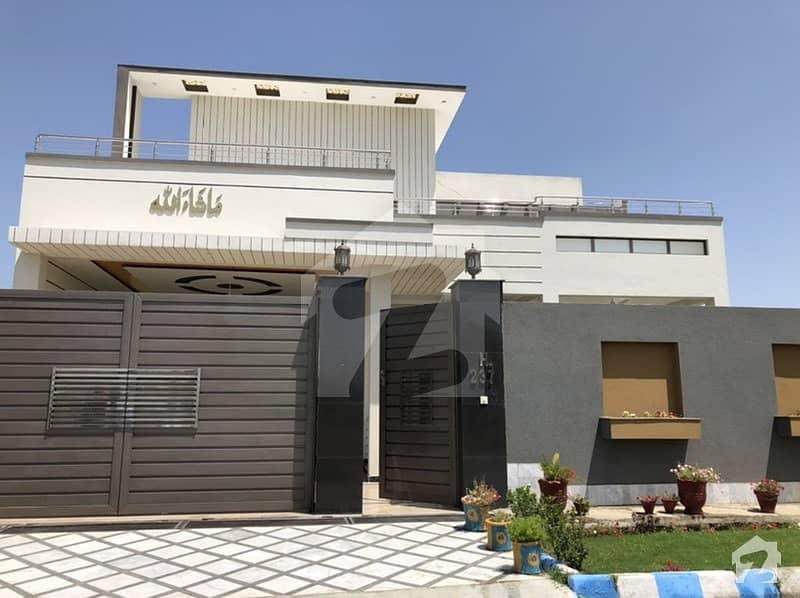 House Size 450 Yards In Shaheen Housing Scheme Warsak Road