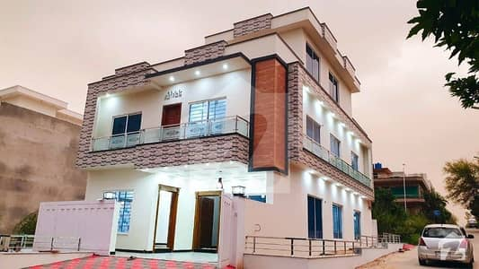G 13 Brand New House 60 Proper 2 Side Proper Corner Front Open Green Belt Facing double Story Double Units Seeing Is Believing Very Precious Location