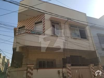 Ground Plus One Corner 140 Sq Yd House For Sale At Metrovil Block 3/2