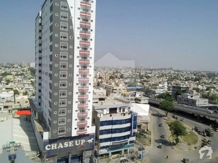 گلشنِ اقبال - بلاک 3 گلشنِ اقبال گلشنِ اقبال ٹاؤن کراچی میں 2 کمروں کا 4 مرلہ فلیٹ 1.1 کروڑ میں برائے فروخت۔