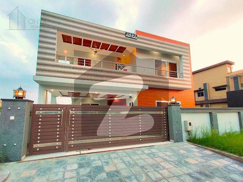 بحریہ ٹاؤن فیز 8 بحریہ ٹاؤن راولپنڈی راولپنڈی میں 5 کمروں کا 10 مرلہ مکان 2.6 کروڑ میں برائے فروخت۔
