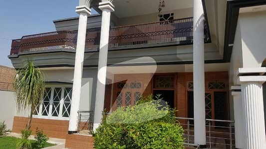 1 Kanal House For Sale In Main Hayatabad Phase 2