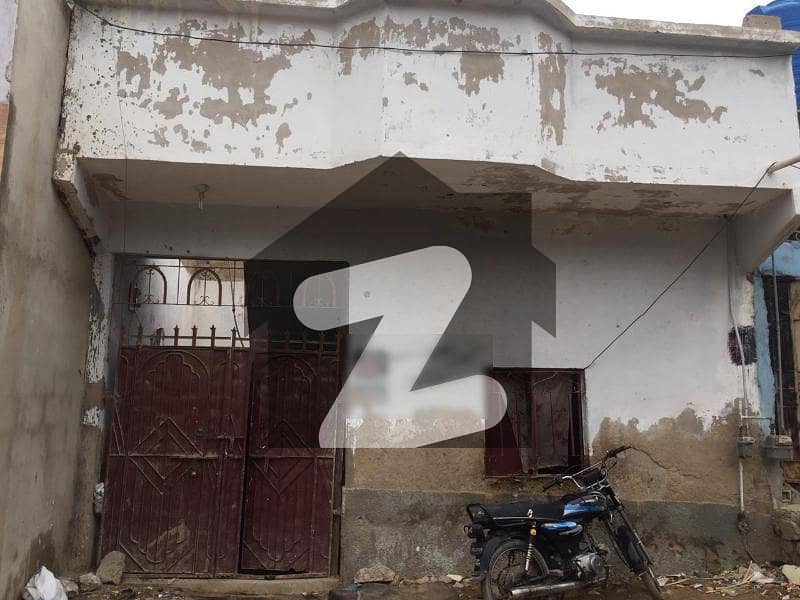64 Yds House For Sale In Surjani Town