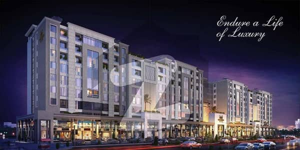 Times Square Mall Bahria Orchard Flat for Sale