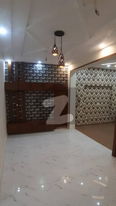 5 Marla Brand New House For Sale In Block E Canal Gardens Lahore
