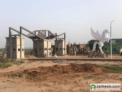 گرین اوکس ایگروفارمز هوسس چکری روڈ راولپنڈی میں 2 کنال زرعی زمین 28 لاکھ میں برائے فروخت۔