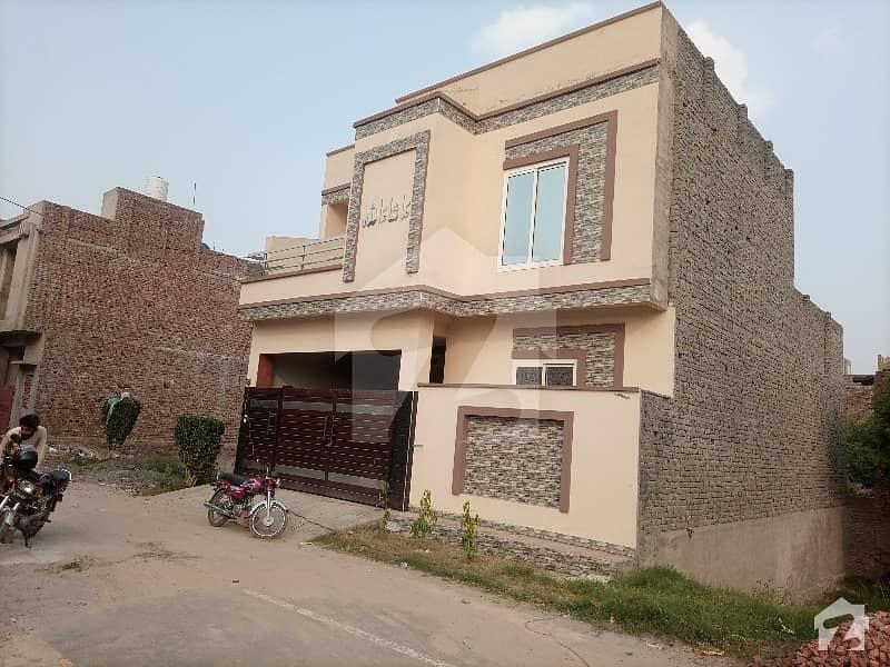 غالب سٹی فیصل آباد میں 4 کمروں کا 5 مرلہ مکان 1.2 کروڑ میں برائے فروخت۔