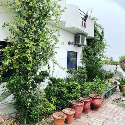 A Farm House Of 5 Kanal For Sale