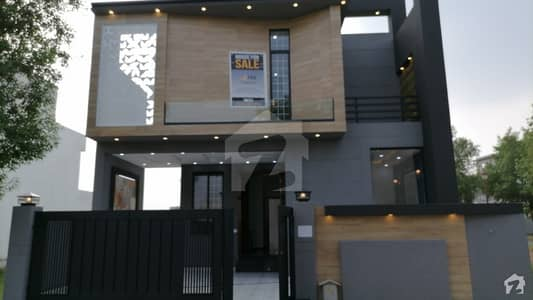 10 Marla Brand New House With Basement for Sale