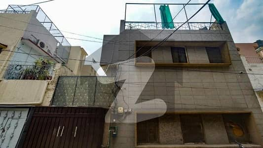 A Nicely Build 7 Marla Corner House Is Available For Sale Gulberg 3 Lahore