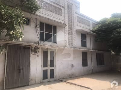 Corner 7.5 Marla House Available For Sale In Gulberg Faisalabad
