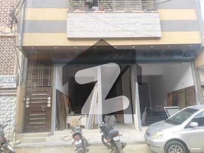 فیڈرل بی ایریا ۔ بلاک 16 فیڈرل بی ایریا کراچی میں 3 کمروں کا 6 مرلہ فلیٹ 60 لاکھ میں برائے فروخت۔