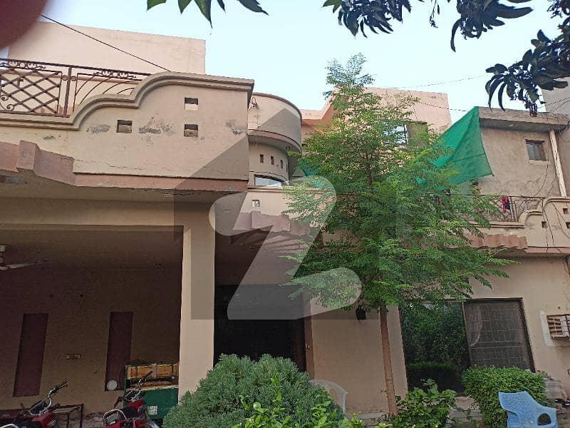 نشیمنِ اقبال فیز 1 نشیمنِ اقبال لاہور میں 8 کمروں کا 1 کنال مکان 3.8 کروڑ میں برائے فروخت۔