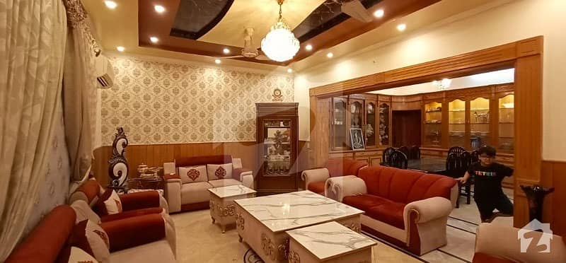 1 Kanal House For Sale Is Available In Revenue Society