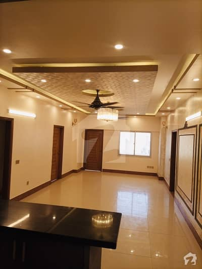 Flat For Sale 3bed 2 Side Corner West Open Full Renovated.