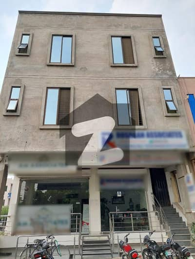 4 Marla 3 Bedrooms, 3 Bathrooms Apartment In Valencia Town Block H