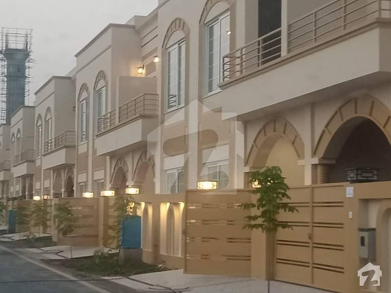 3.5 Marla Park Facing House For Sale On Instalments
