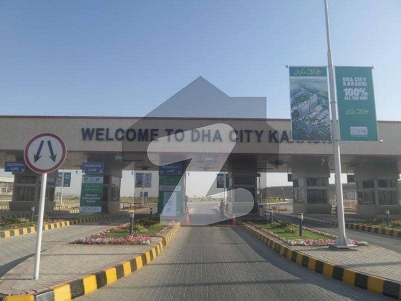 ڈی ایچ اے سٹی ۔ سیکٹر 10بی ڈی ایچ اے سٹی سیکٹر 10 ڈی ایچ اے سٹی کراچی کراچی میں 1 کنال رہائشی پلاٹ 86 لاکھ میں برائے فروخت۔