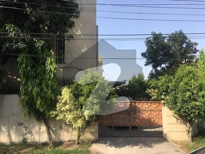 1 Kanal 14 Marla Old Double Storey Corner House For Sale In Muslim Town Lahore At Prime Location