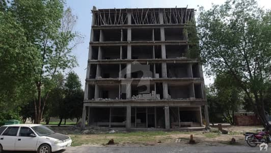Family-friendly 525 Square Feet Flat Available In Bahria Town - Sector E