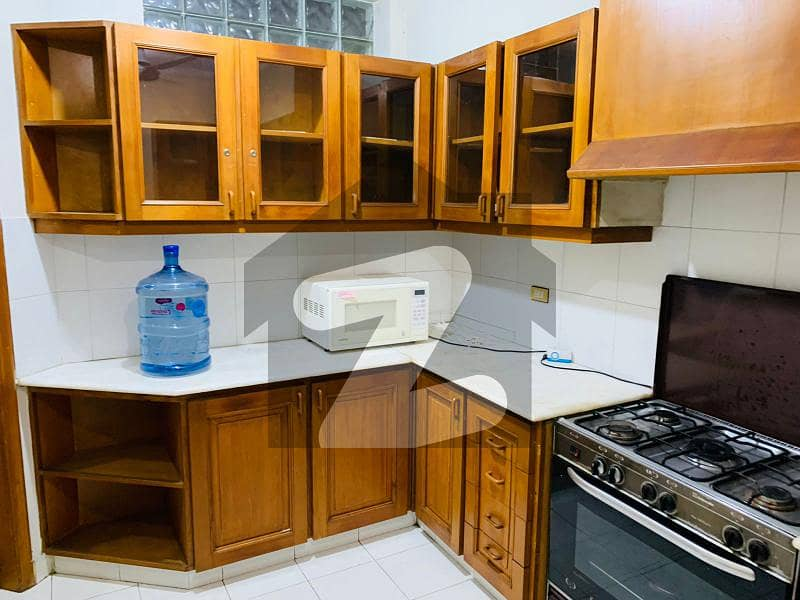 Fully Furnished 4 Bedrooms In F-7 Available For Rent