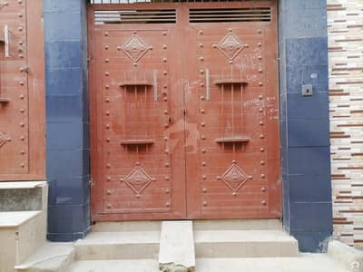 Single Story House Is Available For Sale In North Karachi Sector 7-d/3
