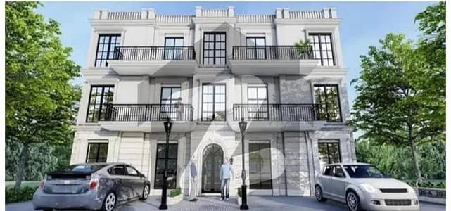 2 Bed Orchard Homes Bahria Orchard Lahore