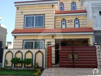 7 Marla Facing Park Beautiful Double Storey House Is Available For Sale In Citi Housing Jhelum