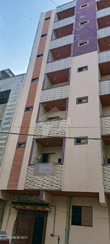 Flat Available For Sale Bilal Arcade
