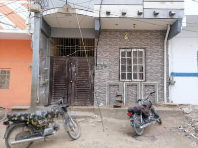 Ground +2 House Is Available For Sale In North Karachi Sector 7-b