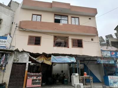Ground + 2+ 4 Shops House Is Available For Sale In North Karachi Sector 7-d/4