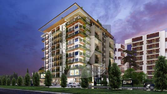 Flat On 4th to 6th Floor For Sale In Hayatabad Heights